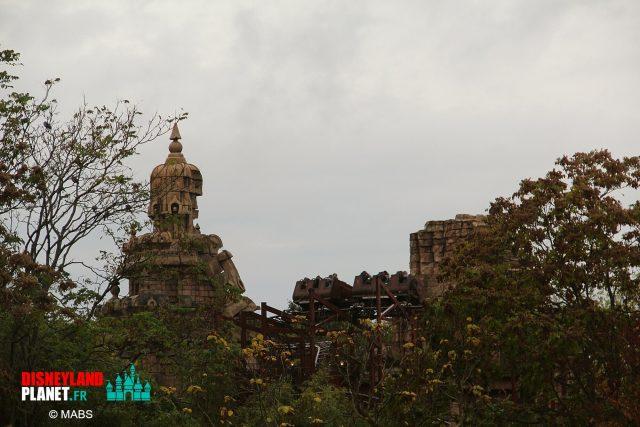 indiana jones temple peril disneyland paris