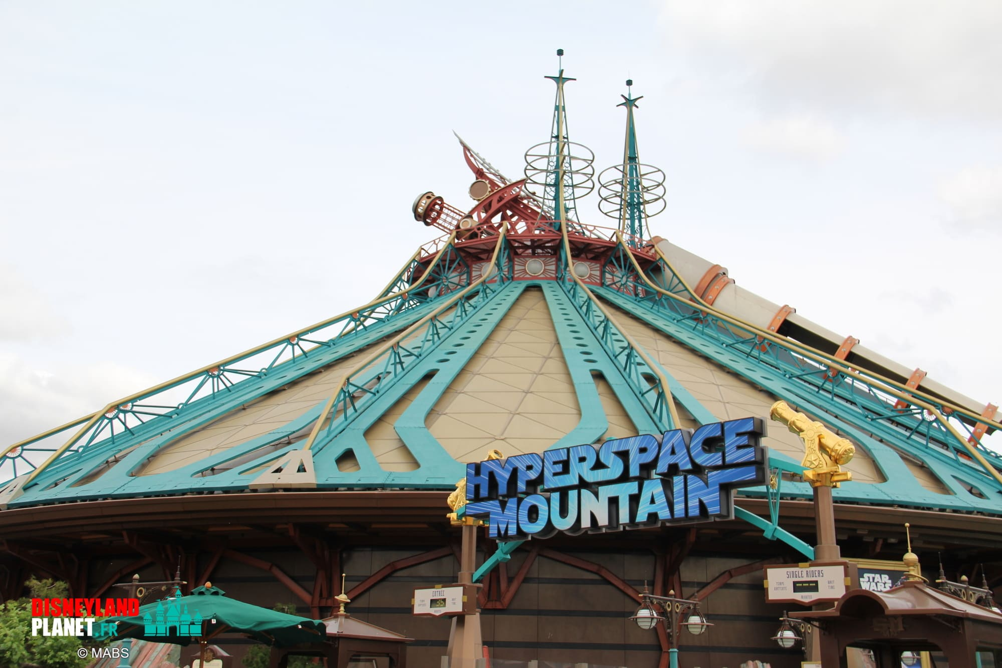 hyperspace mountain disneyland paris
