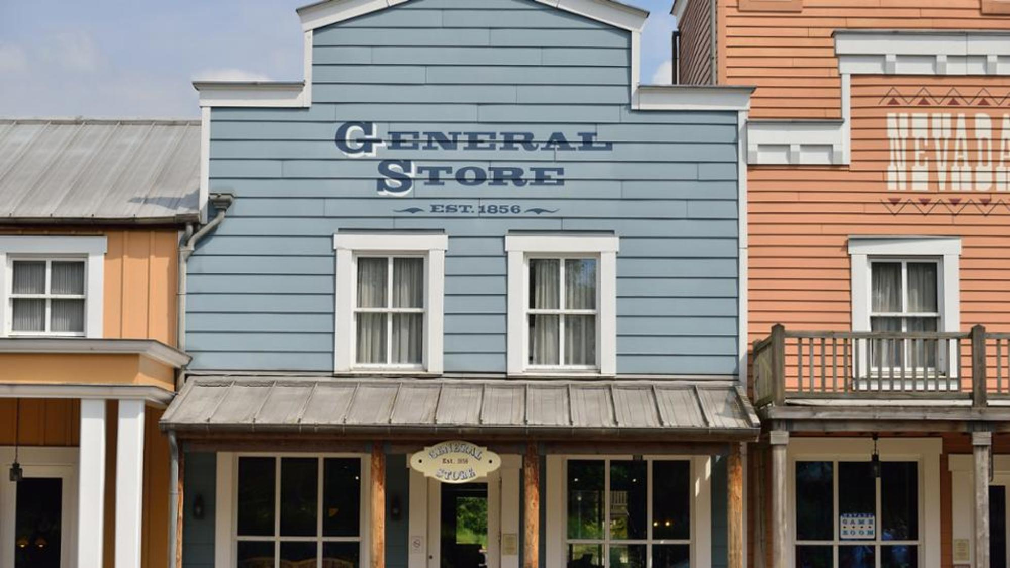 general store disneyland paris