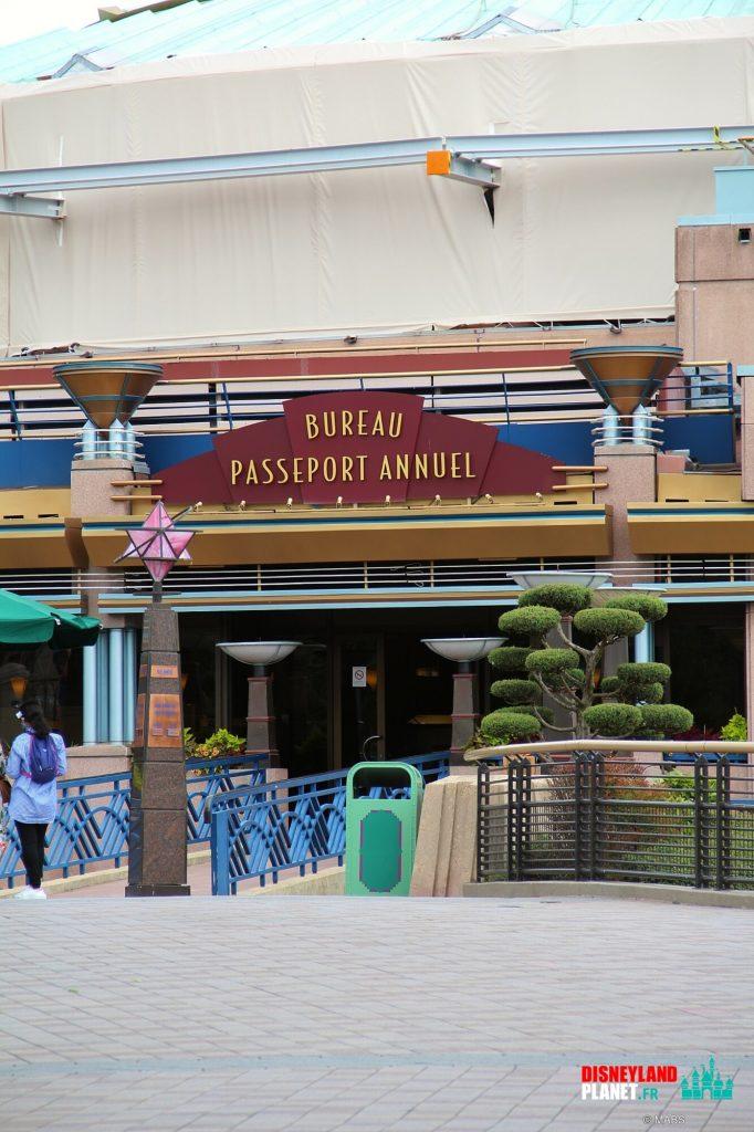 passeport annuel disneyland paris