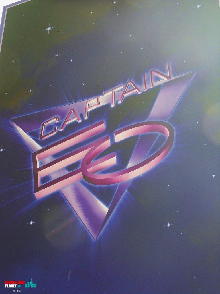 captain eo disneyland paris