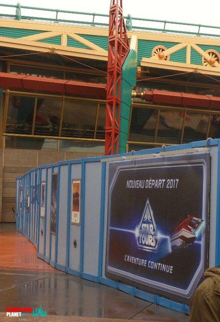 star tours aventure continue disneyland paris