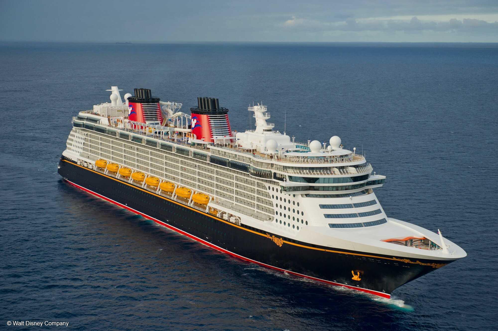 disney fantasy disney cruise line