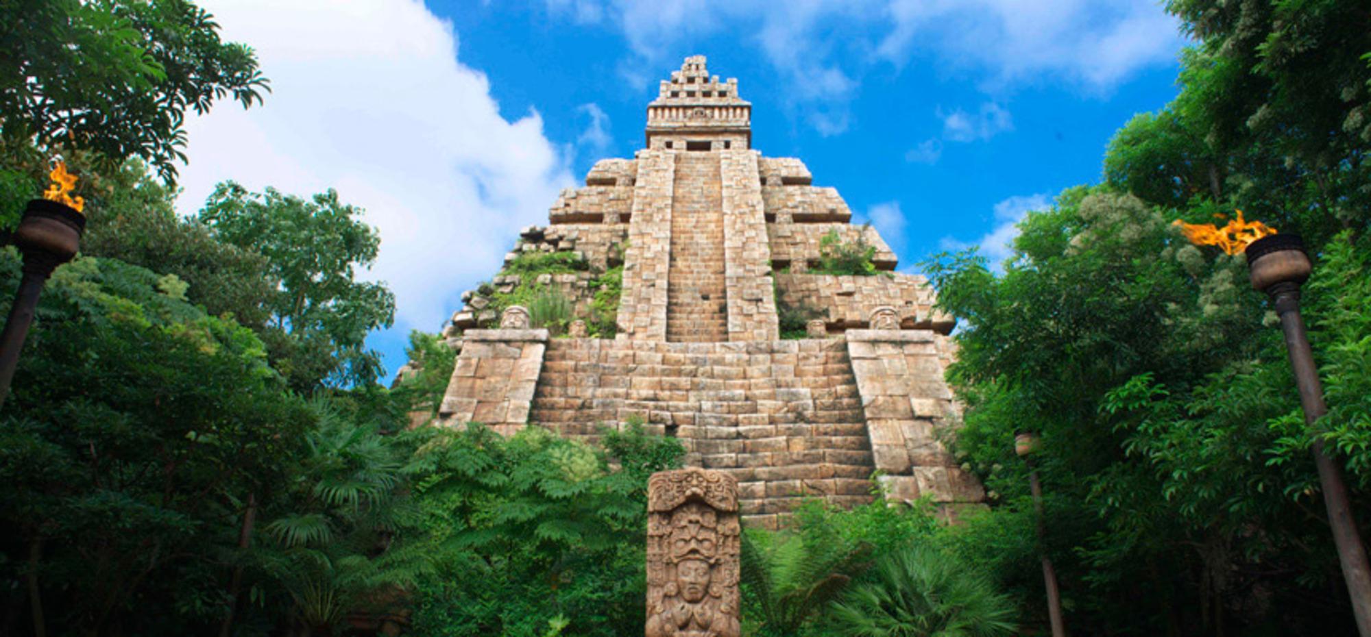 indiana jones adventure temple crystal skull tokyo disneysea