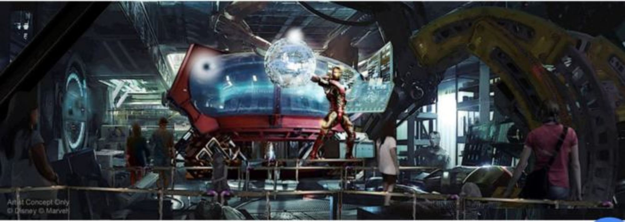 avengers campus disneyland paris