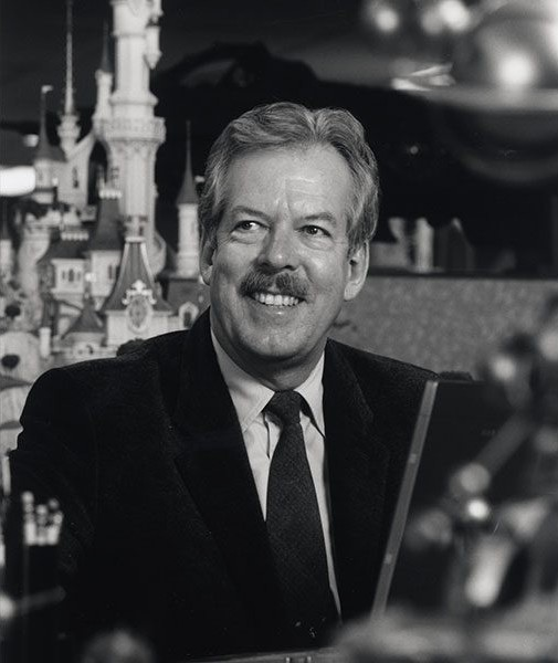 tony baxter biographie