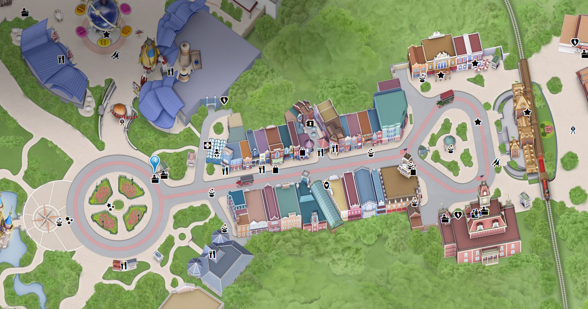 plan main street hong kong disneyland