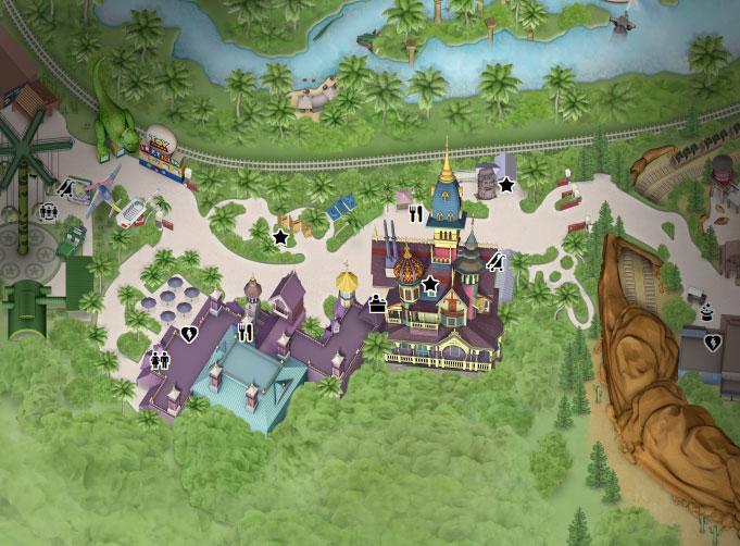 plan mystic point hong kong disneyland