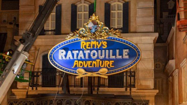 remys ratatouille adventure epcot