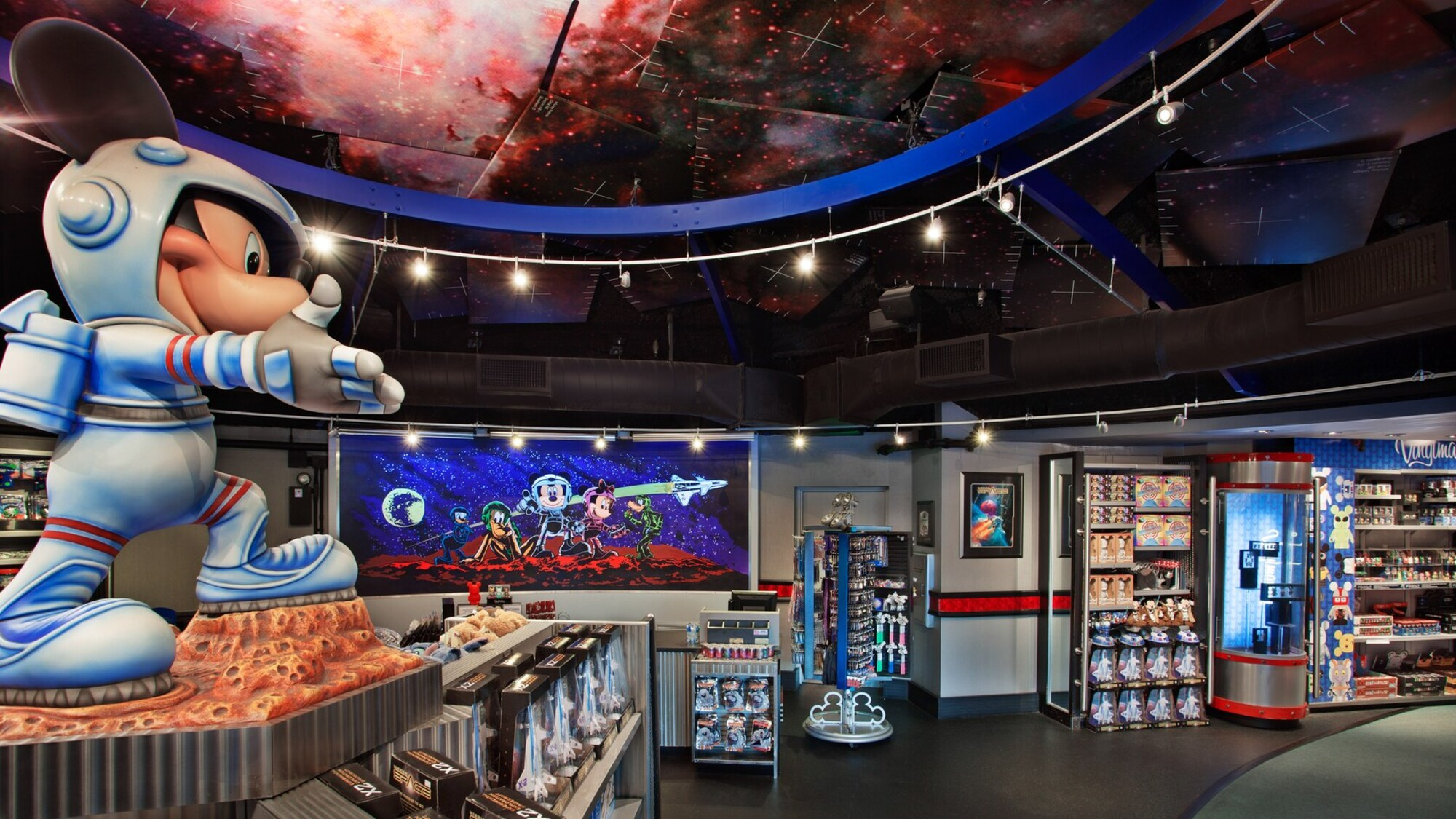 mission space cargo bay epcot