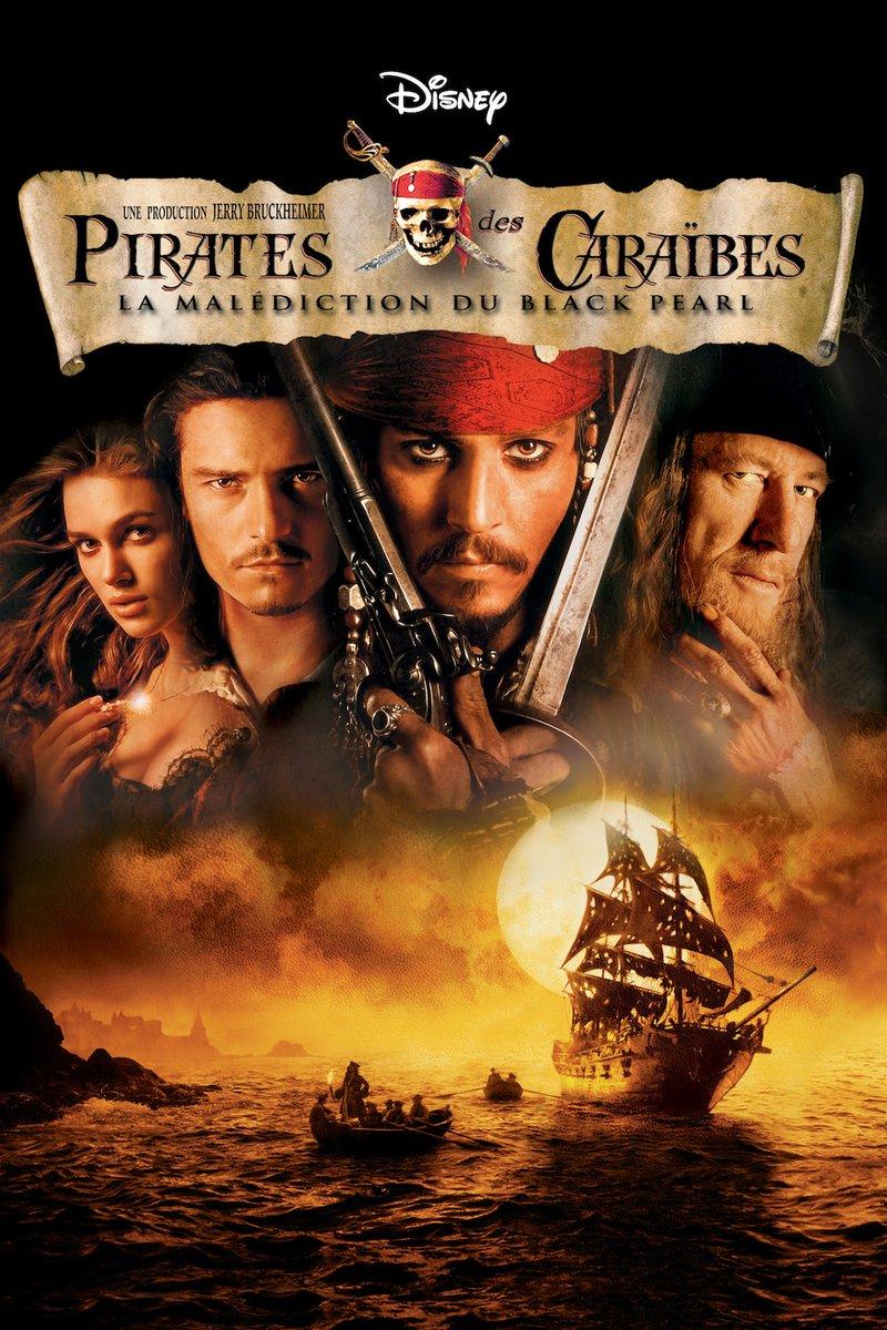 pirates caraibes film disney