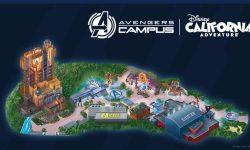 avengers campus disneyland california